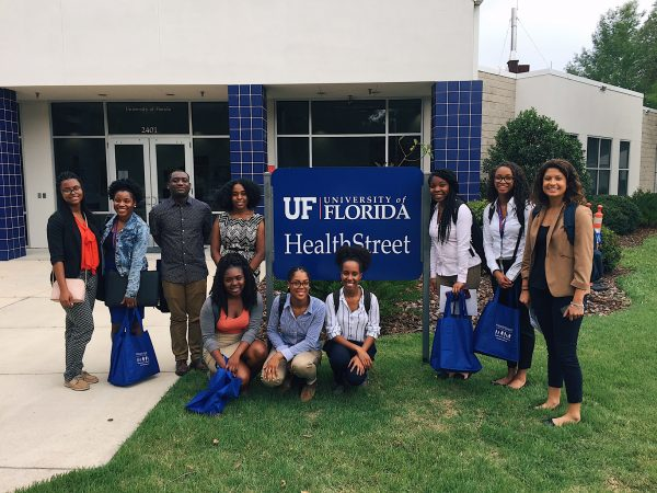 Students from SHPEP Visit HealthStreet