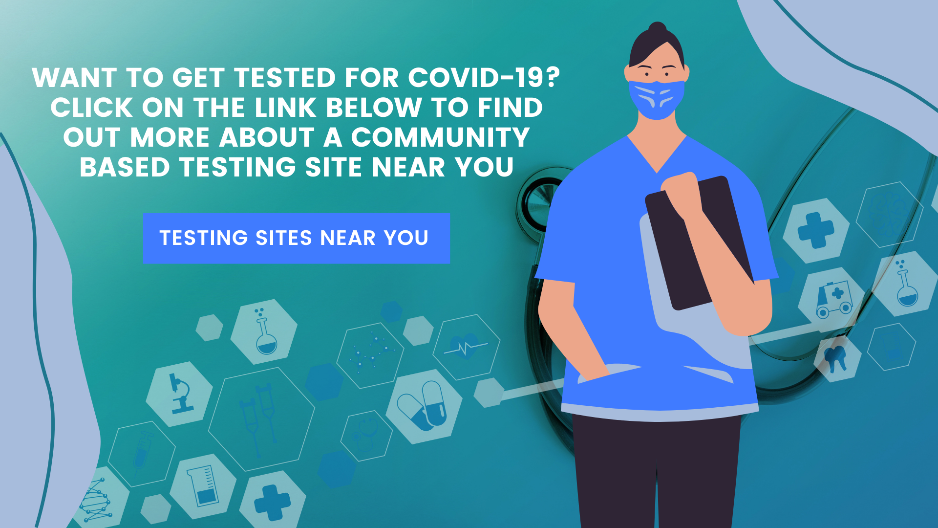 Find a COVID-19 Testing Site Near You