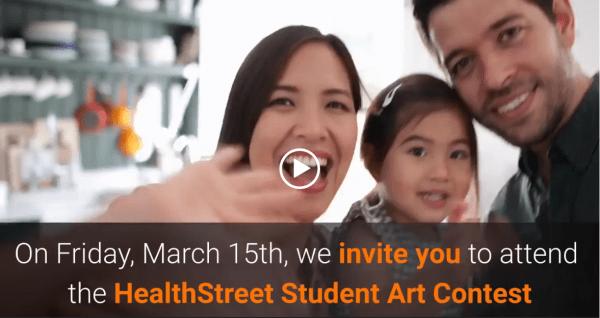 Art Contest RSVP Video