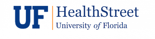 UF HealthStreet Logo