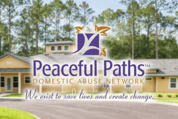 Peaceful Paths Logo
