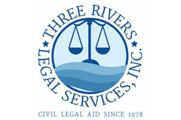 Three Rivers legal Services Logo