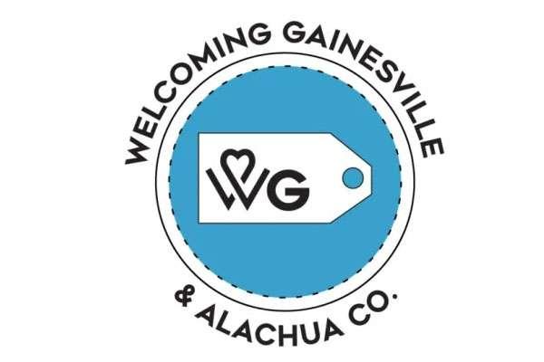 Welcoming Gainesville Logo