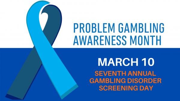 Gambling Screening Day March 10th